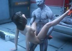 free Zombie porn